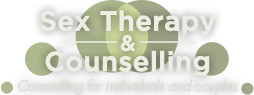 Sex Therapy & Counselling